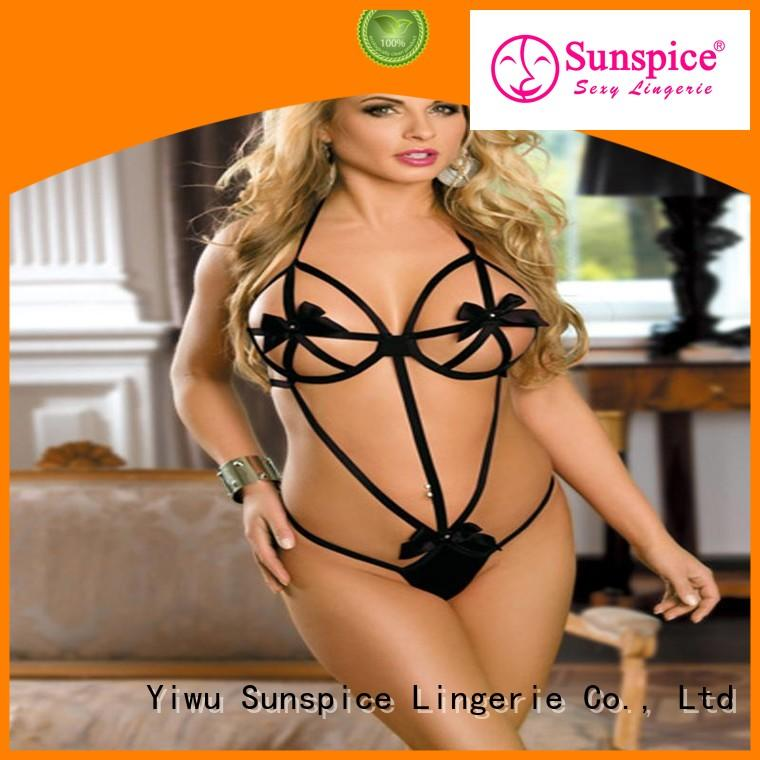 Best teddy underwear lingerie suppliers for adults