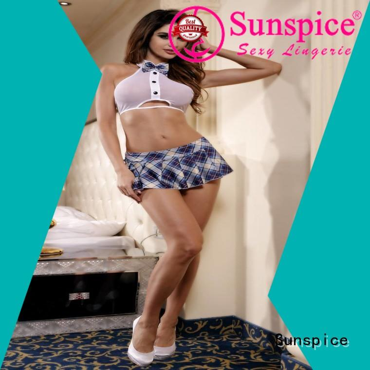 New sexy school girl lingerie sexy company for women