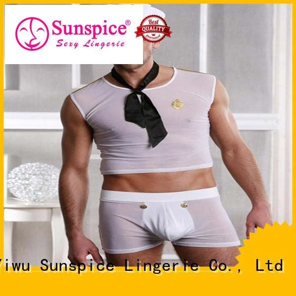Sunspice french mens sexy dressing up factory for ladies