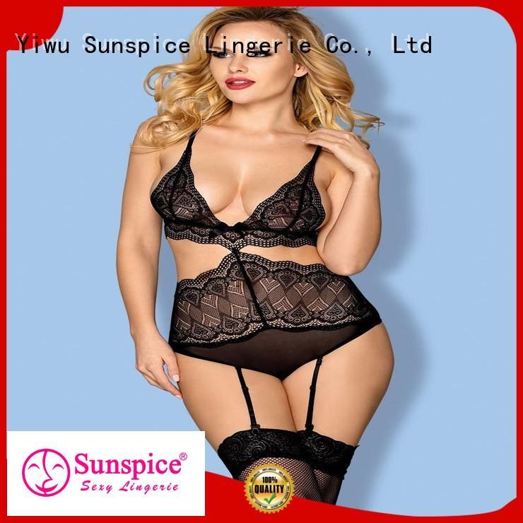 Sunspice vintage garter belt set idea for ladies