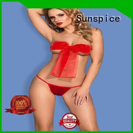 Sunspice v032 valentines lingerie set manufacturers for ladies