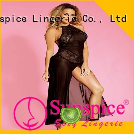 Sunspice Best valentine babydoll nightwear manufacturers for adults