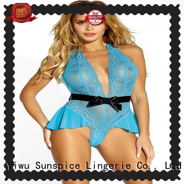 Sunspice teddy teddy undergarment company for female