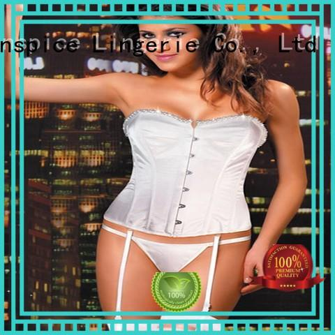 Sunspice corset cheap corset lingerie manufacturers for adults