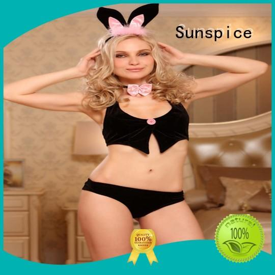 Sunspice High-quality sexy bunny suit suppliers for ladies