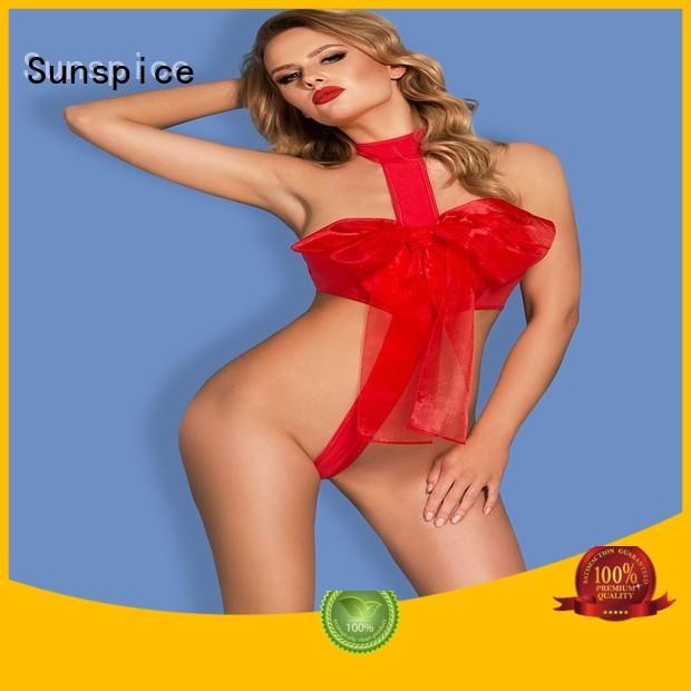 Sunspice v030 cheap valentines lingerie for business for female