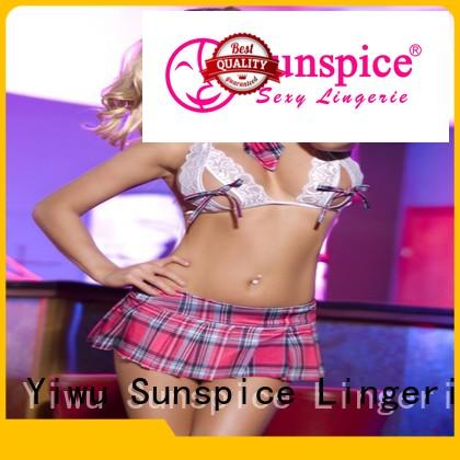 Sunspice sexy sexy school girl costume for business for female