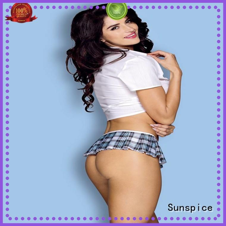 Sunspice school sexy school girl cosplay manufacturers for female