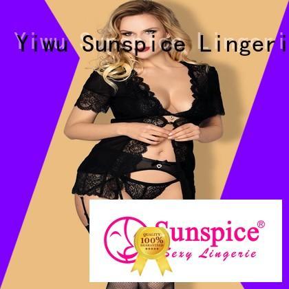 Sunspice High-quality garter belt set wedding manufacturers for adults