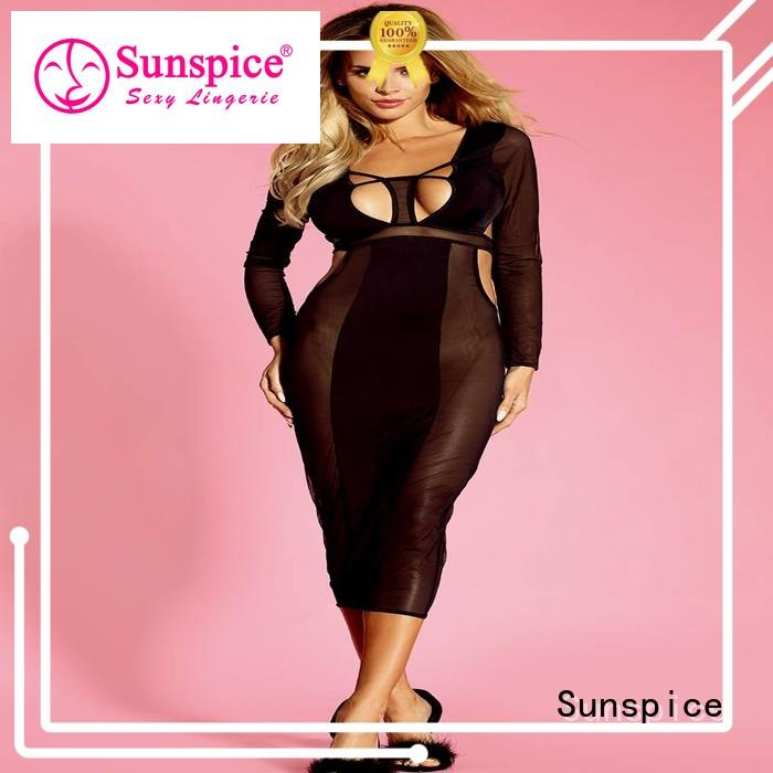 Sunspice Latest sexy club dresses factory for adults