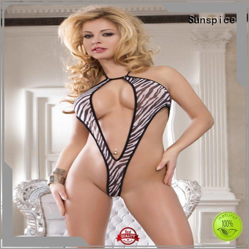 Sunspice lingerie cute teddy lingerie for sale for women