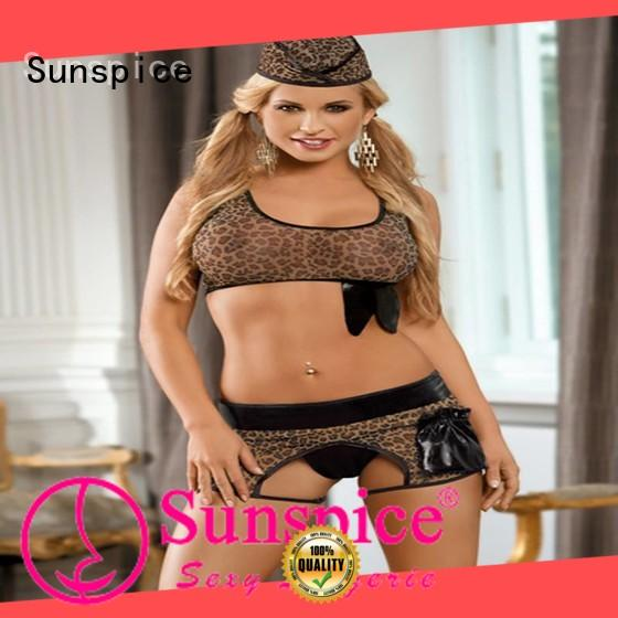 Sunspice army sexy army lingerie for sale for women
