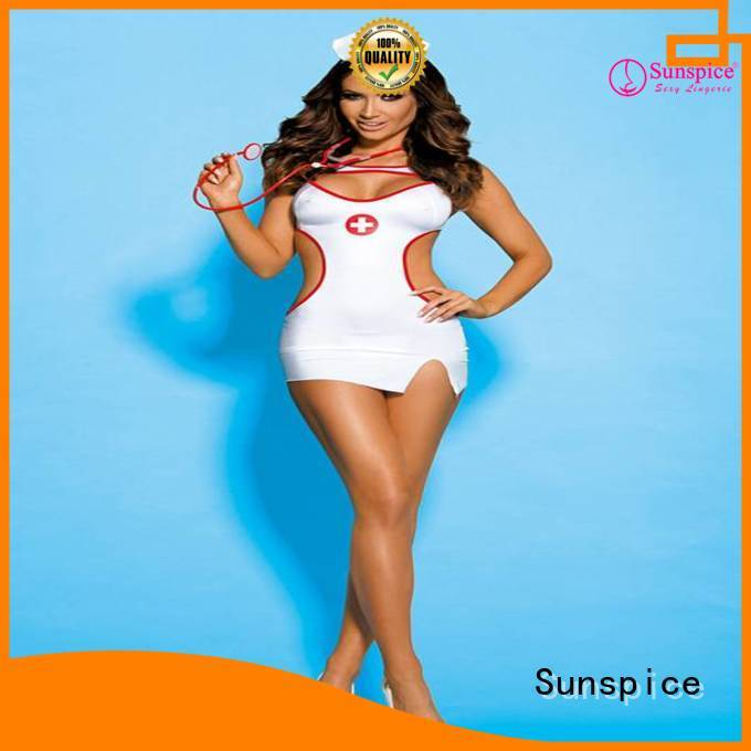 Sunspice Best nurse halloween costume sexy suppliers for female
