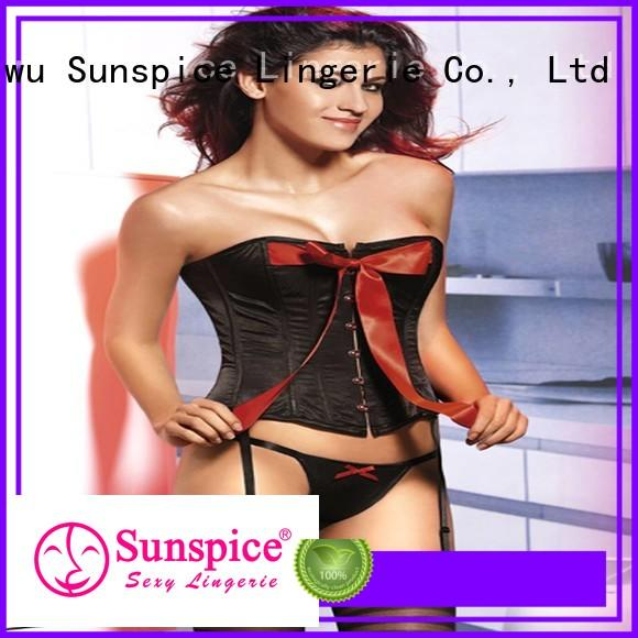 Wholesale lingerie corset garter corset for sale for women