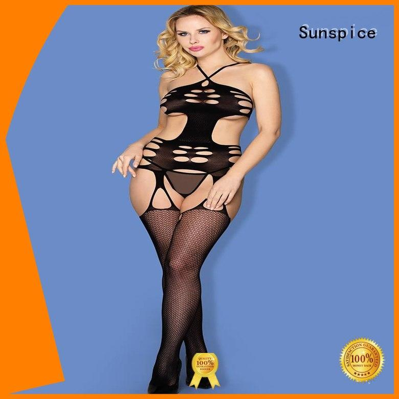 New one piece body stocking bodystocking suppliers for women