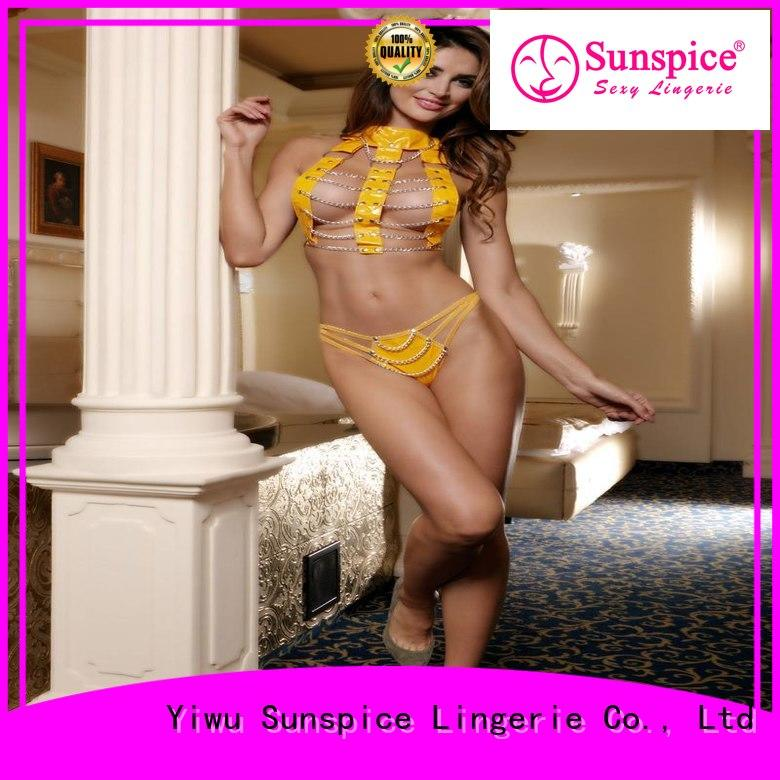 Sunspice Top sm bondage for sale for female