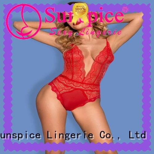 High-quality womens teddy lingerie lingerie supply for ladies