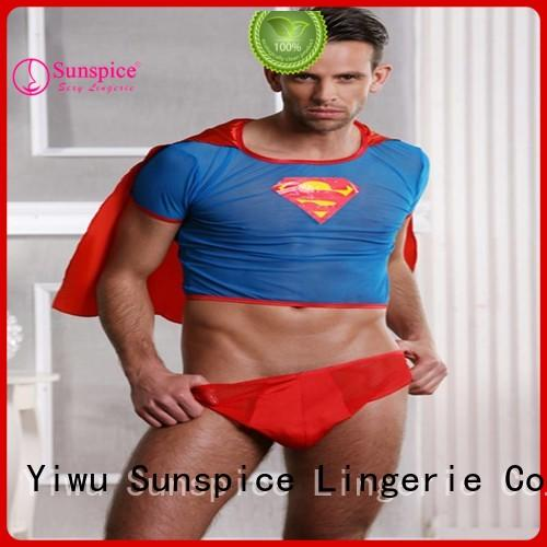Sunspice french mens sexy dressing up suppliers for female