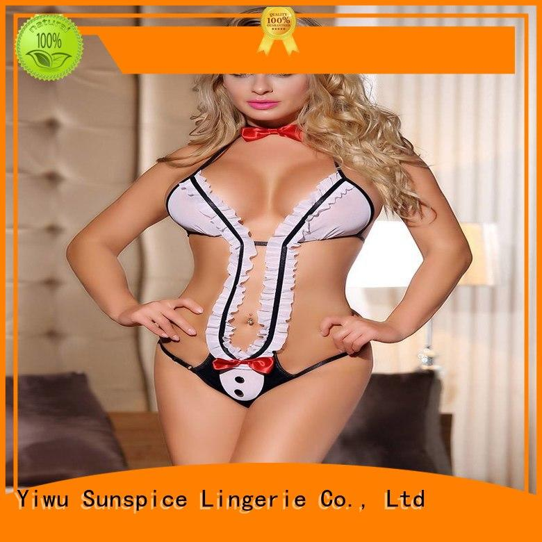Sunspice maid french maid lingerie manufacturers for women